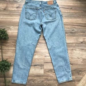 Levi's Jeans - ‼️SOLD‼️Levi 550 Relaxed Tapered High Waist Jeans